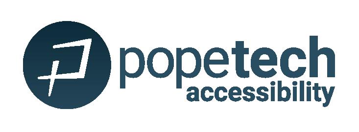 PopeTech Logo